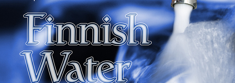 Showcasing Finnish water service expertise
